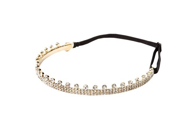Katy Perry Crystal Crown Headwrap Gold 12,99EUR 10.00GBP 22,90CHF 51,90PLN
