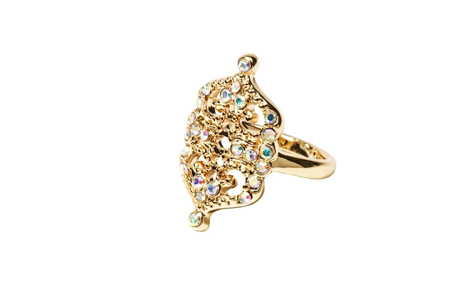 Katy Perry Crystal Filigree Midi Ring 6,99EUR 5.50GBP 11,90CHF 27,90PLN