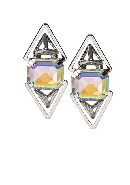 Katy Perry Double PRISM with Center Gem Stud Earring Silver 5,99EUR 5.00GBP 9,90CHF 24,90PLN