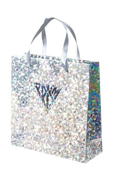 Katy Perry Holographic PRISM Medium Gift Bag 3,50EUR 3.00GBP 5,90CHF 14,90PLN