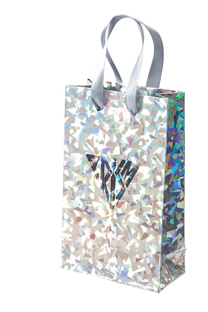 Katy Perry Holographic PRISM Small Gift Bag 3,50EUR 3.00GBP 5,90CHF 14,90PLN