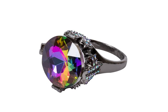 Katy Perry Iridescent Oversized Round Crystal Ring 8,99EUR 7.00GBP 14,90CHF 35,90PLN