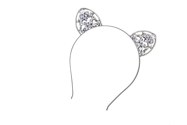 Katy Perry Limited Edition Crystal Cat Ears Headband 34,99EUR 30.00GBP 55,90CHF 139,90PLN
