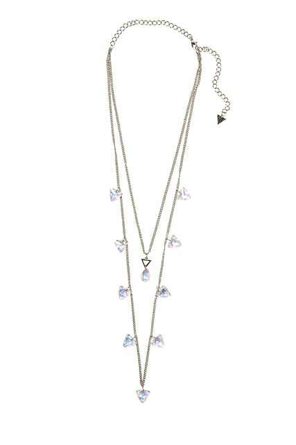 Katy Perry PRISM Crystal Gems Multi-Strand Necklace 12,99EUR 10.00GBP 22,90CHF 51,90PLN