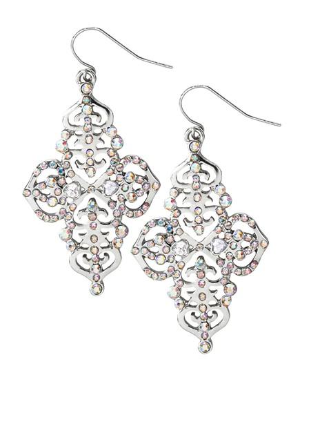 Katy Perry Silver Filigree Drop Earrings 9,99EUR 8.00GBP 16,90CHF 39,90PLN