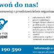 """""""Łączy nas pacjent"""" – infolinia ekspercka Rzecznika Praw Pacjenta i organizacji pacjentów"""